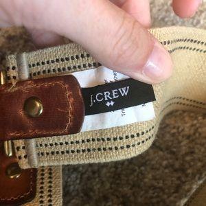 J. Crew Accessories - JCrew stretchy belt
